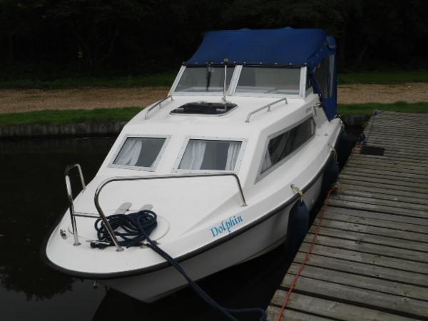 Dolphin 19 Grp River Cruiser