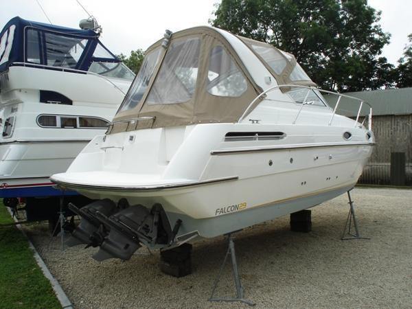 Falcon 29 Sports Boat