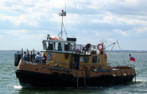 James W Cook & Co Pilot Boat / Houseboat