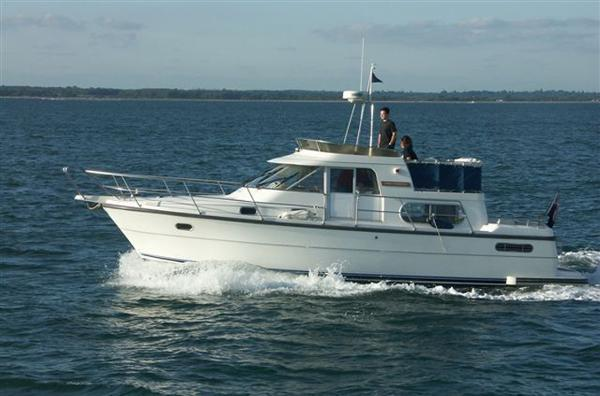 Nimbus 37 Trawler