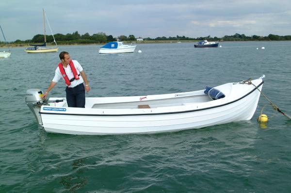 Orkney Boats Longliner 16