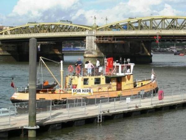 Pilot Boat Tug
