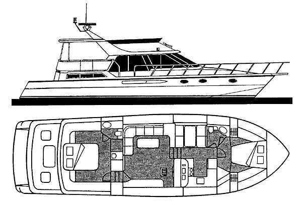 President 545 Cockpit