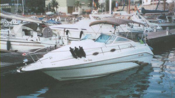 Sea Ray Sundancer 250 Da