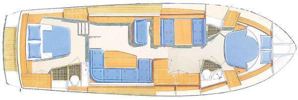 Storebro Royal Cruiser 420 Baltic