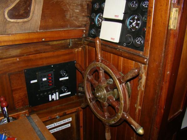 Watson Twin Engine Motor Yacht
