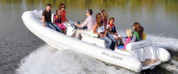 Williams Performance Tenders Dieseljet 565