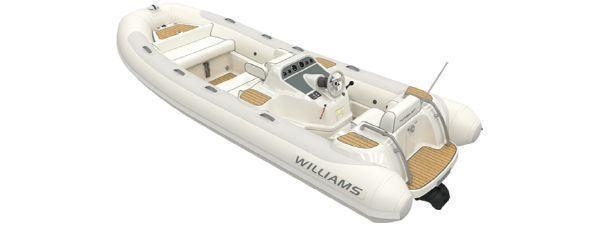 Williams Performance Tenders Turbojet 505