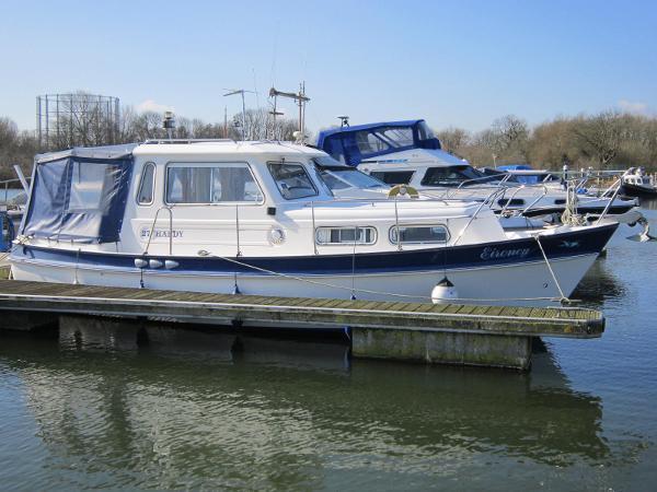 Windboats Hardy 27