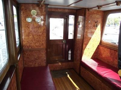 Wooden Pilot Boat 45