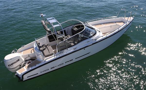 Xo Boats 240Rs Open