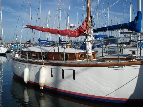 6 Ton Hillyard Bermudan Cutter